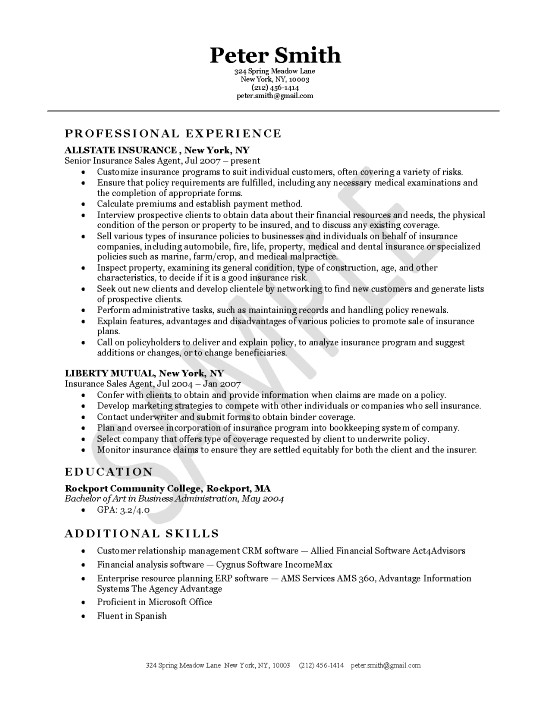 Career Trend Executive Resume Writing Services