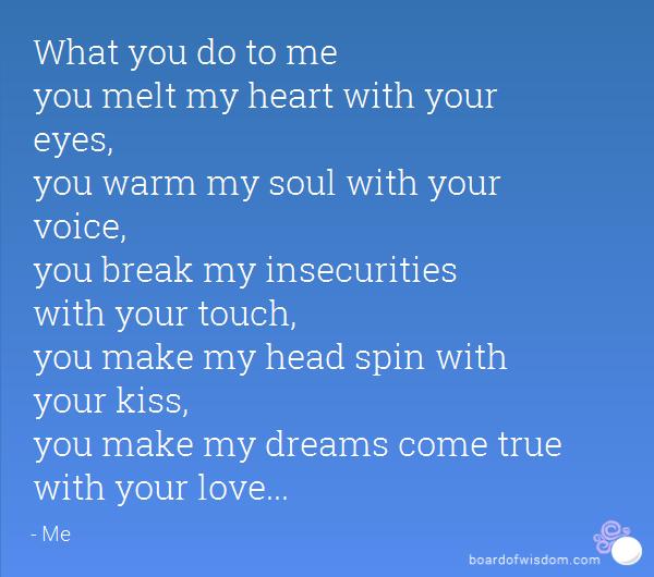 My Favorite Things YOU MAKE MY HEART MELT DieNamics MFT1221