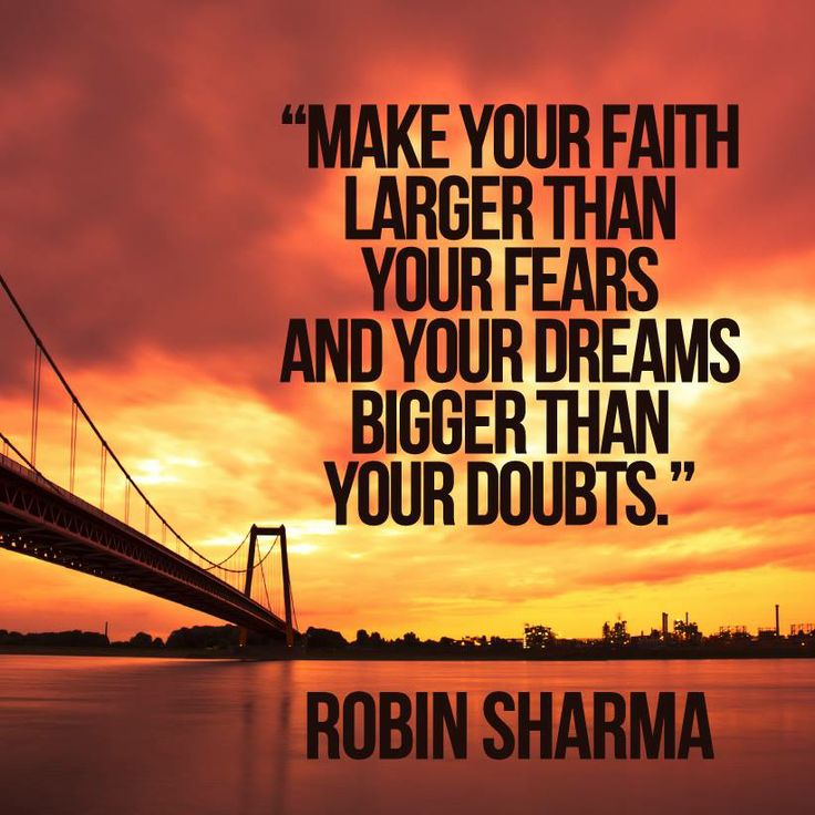 Famous Quotes About Fear: Inspirational Quotes About Fear. QuotesGram