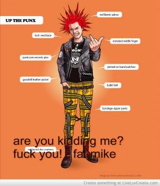Punk Rock Quotes. QuotesGram