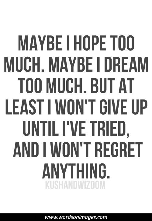 Love Regret Quotes Images: Cute Quotes About Regret. QuotesGram