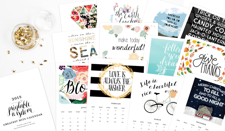 quotes for each month calendar  quotesgram