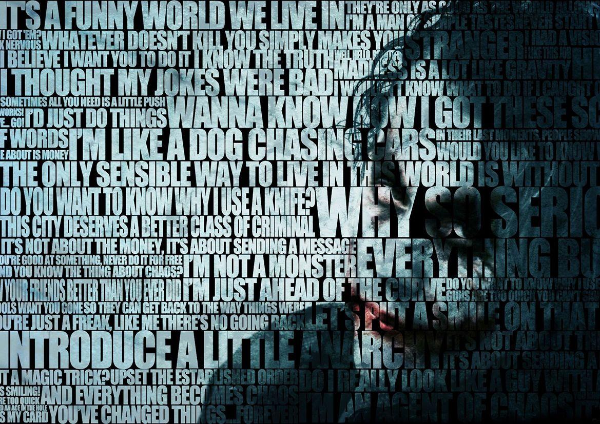 Batman Dark Knight Movie Quotes. QuotesGram