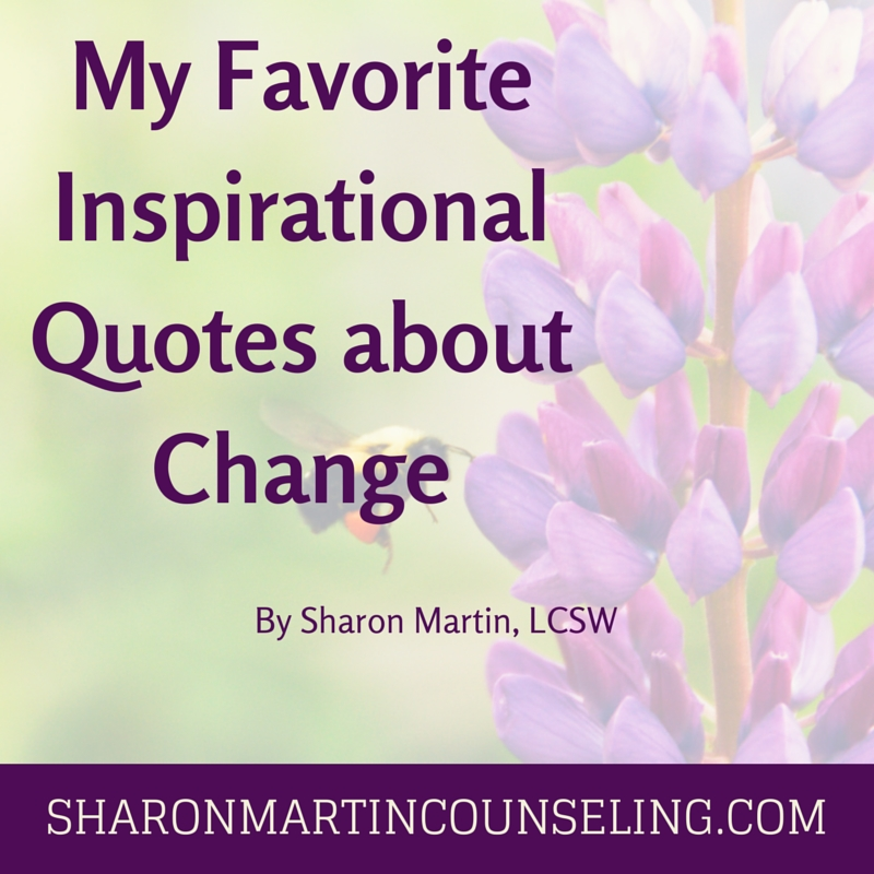 Inspirational Quotes About Change. QuotesGram