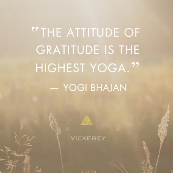Great Gratitude Quotes: Great Yoga Quotes. QuotesGram