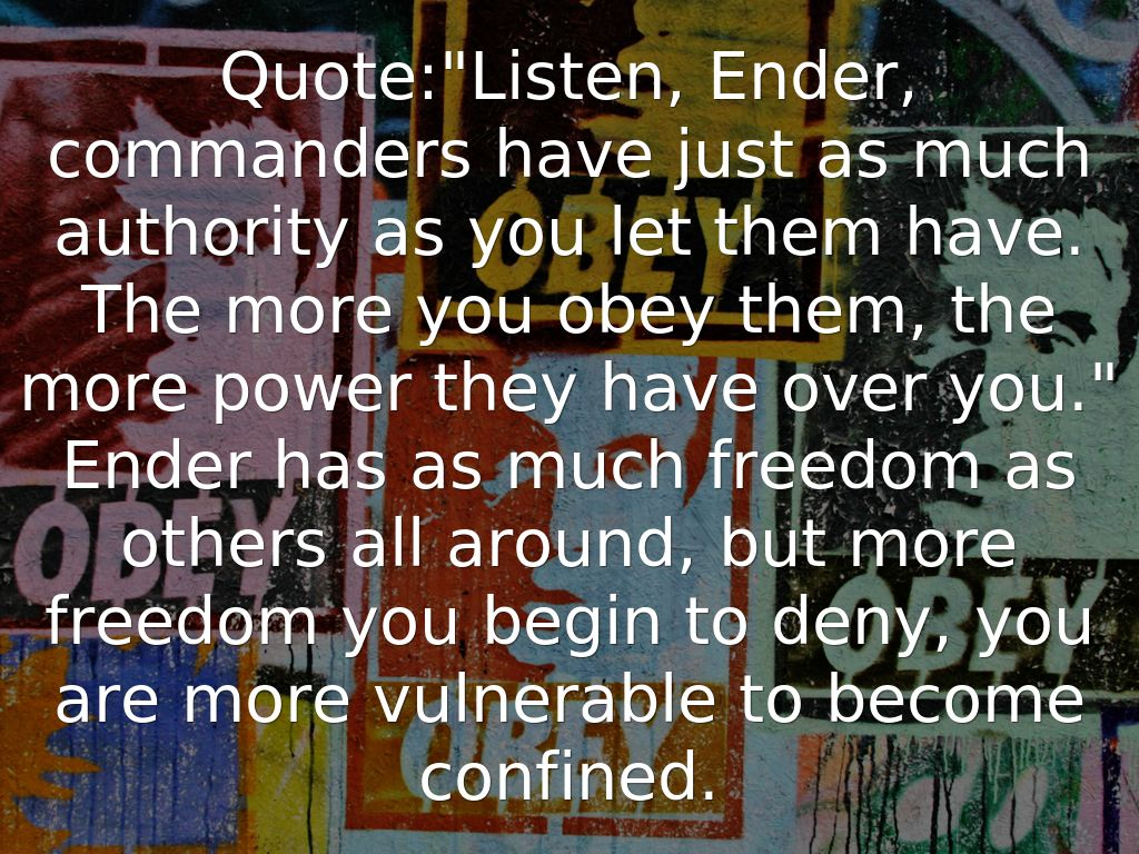 Enders Game Space Quotes. QuotesGram