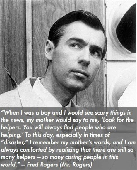 Mr Rogers Birthday Quotes Quotesgram