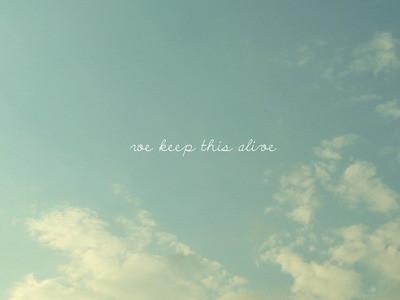 blue skies quotes quotesgram