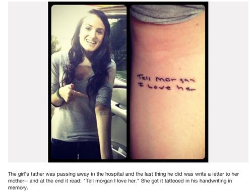 Father Daughter Tattoo Quotes. QuotesGram