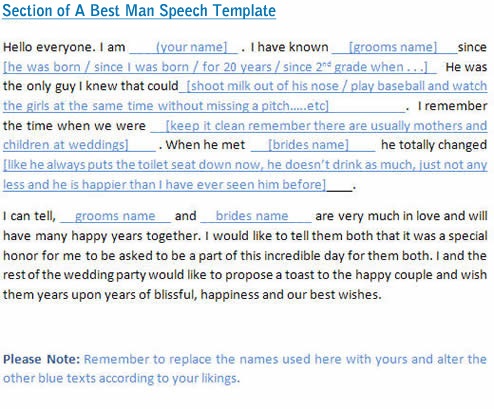 how to write a best man speech examples Make a great best man speech with our help tips on how to write a best man speech but the best of the lot is wwwthebestmanspeechcom.