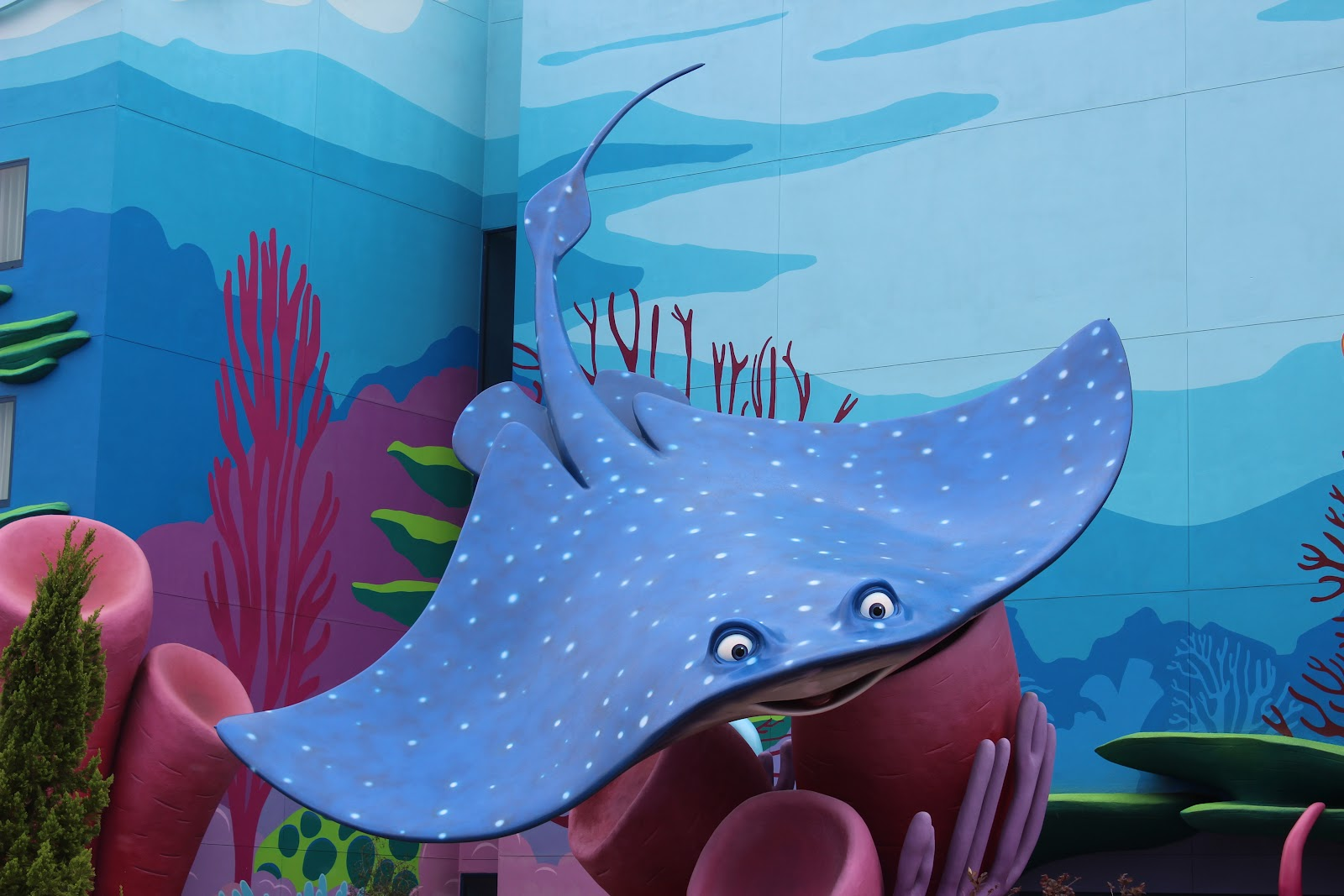Mr ray finding nemo quotes quotesgram for Disney fish names