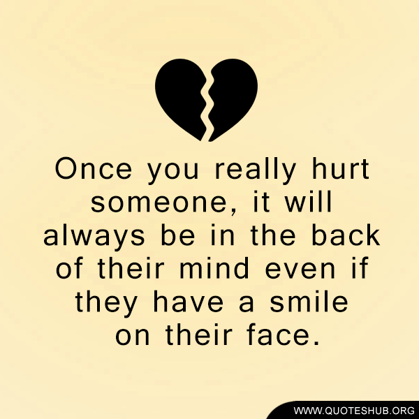 Someone Hurts You Quotes. QuotesGram
