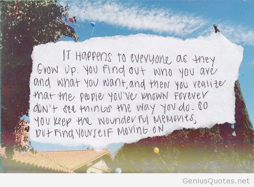 You Need To Grow Up Quotes And Sayings. QuotesGram