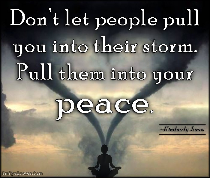 Quotes About World Peace Day: Peace In The Storm Quotes. QuotesGram