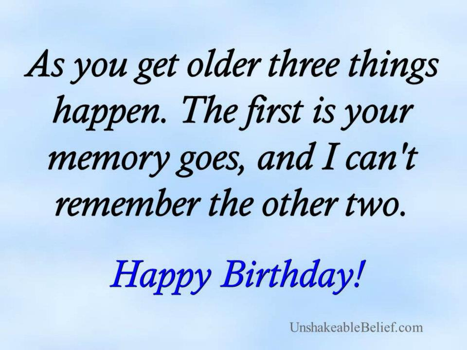 Old Man Funny Birthday Quotes. QuotesGram