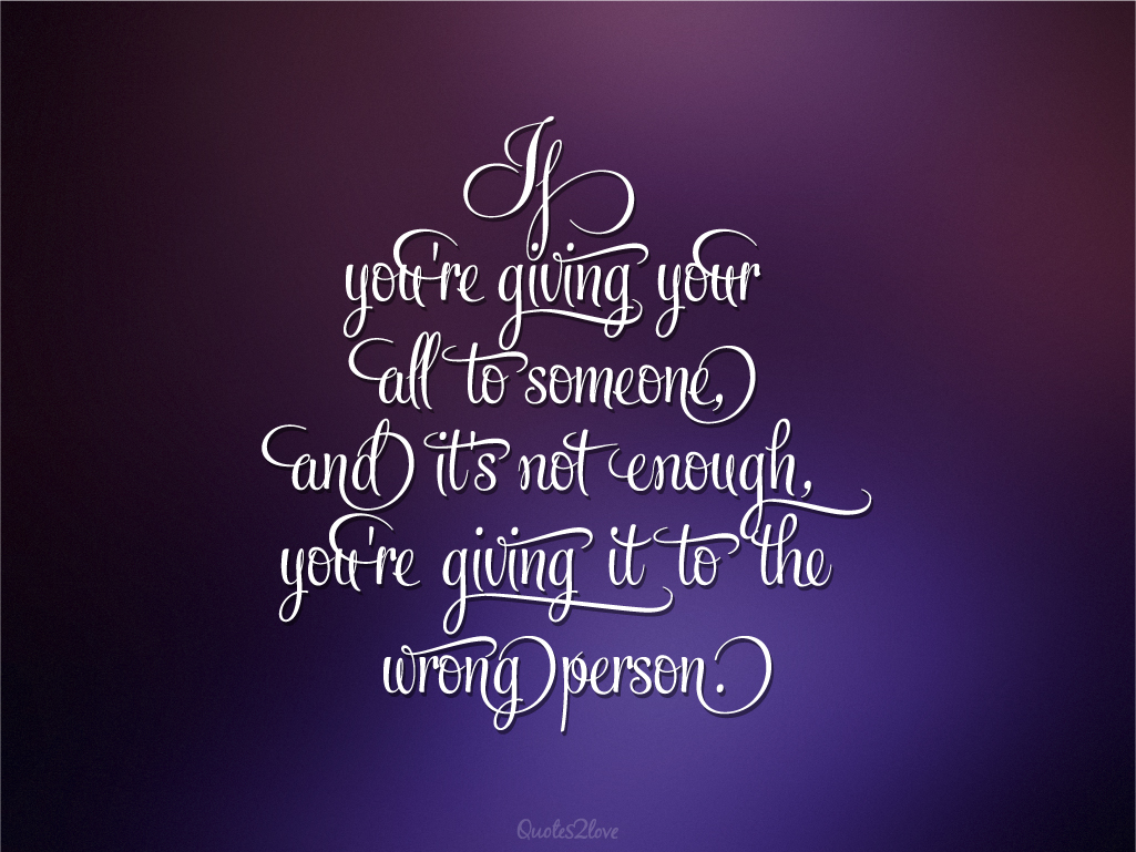 Give It All Your Heart Quotes. QuotesGram