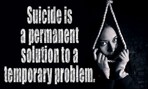 Great Quotes About Suicide. QuotesGram