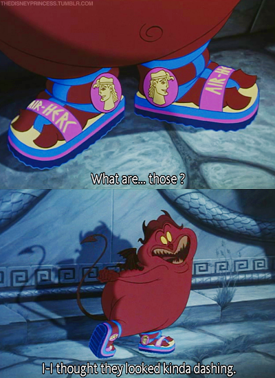 Disney Quotes Hercules...