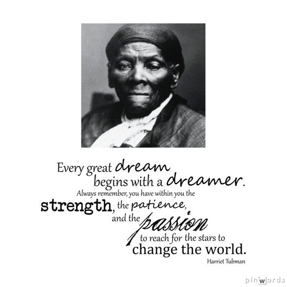 Famous Quotes By Harriet Tubman: Quotes About Harriet Tubman About Courage. QuotesGram