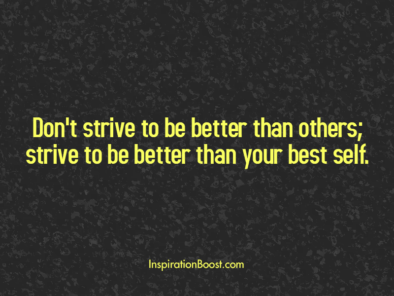 Film With Quote I Must I Must I Must Improve My Bust: Strive Quotes. QuotesGram
