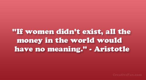 Aristotle On Education Quotes Quotesgram: Aristotle Quotes About Women. QuotesGram