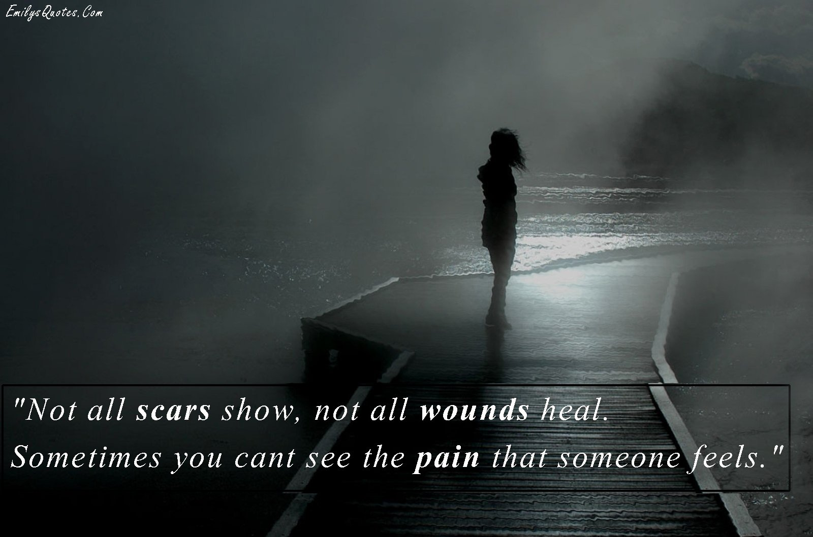 Image Result For Sad Quotes About Pain Hd
