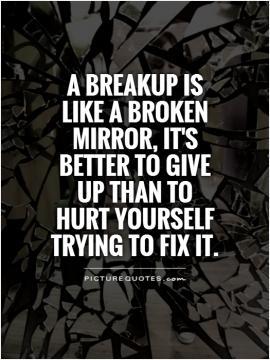Broken Mirror Quotes. QuotesGram