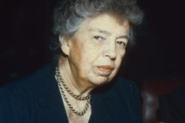 eleanor roosevelt Anna eleanor roosevelt (/ ˈ ɛ l ɪ n ɔːr ˈ r oʊ z ə v ɛ l t / october 11, 1884 – november 7, 1962) was an american politician, diplomat and activist she was the longest-serving first lady of the united states, having held the post from march 1933 to april 1945 during her husband president franklin d roosevelt's four terms in office, and served as united.