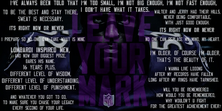 Quotes About Ray Lewis Game: Ray Lewis Quotes About Effort. QuotesGram
