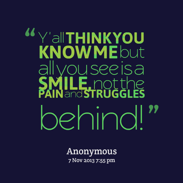 Know You Are Loved Quotes Quotesgram: You Think You Know Me Quotes. QuotesGram