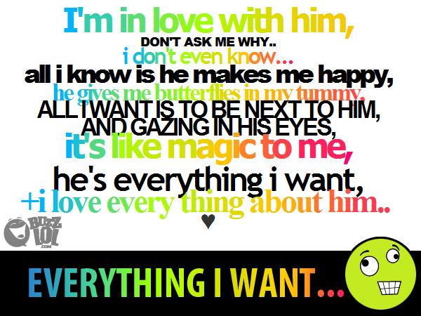 why i love him quotes quotesgram