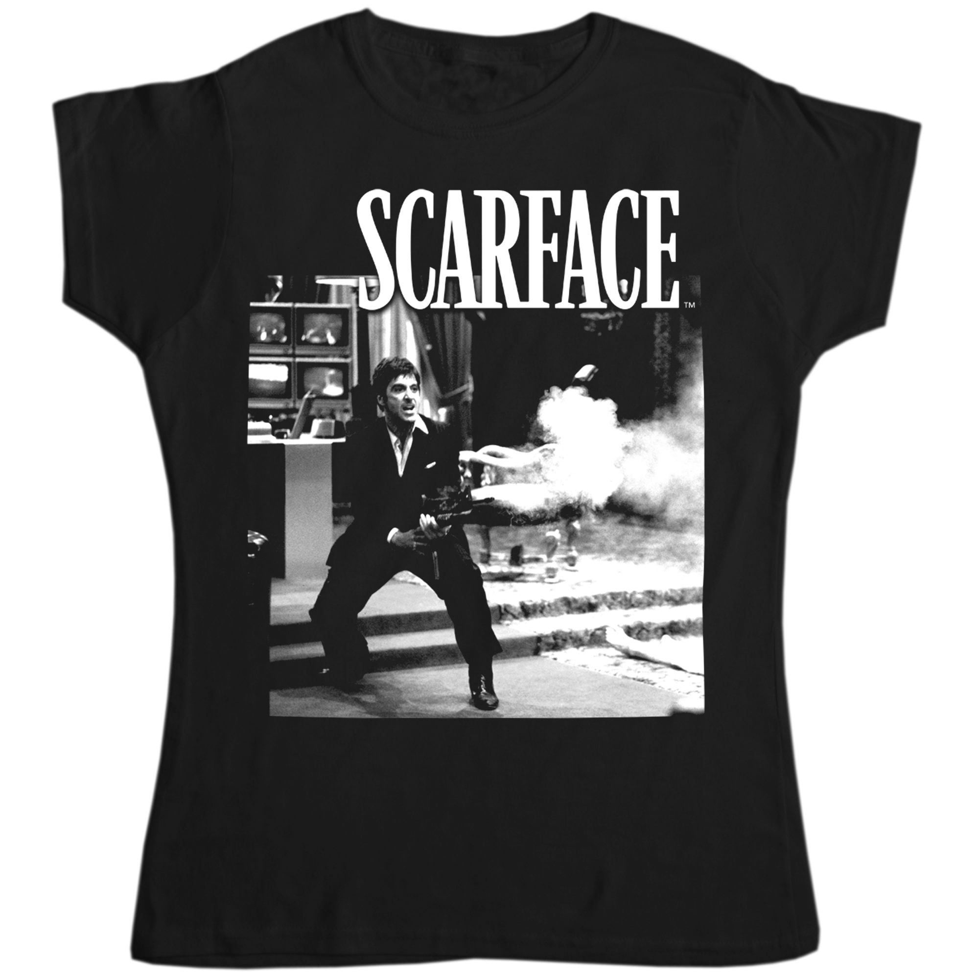 With The Right Woman Scarface Quote: Who Do I Trust Scarface Quotes. QuotesGram