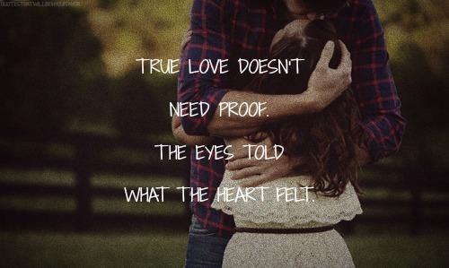True Loves Kiss Quotes. QuotesGram
