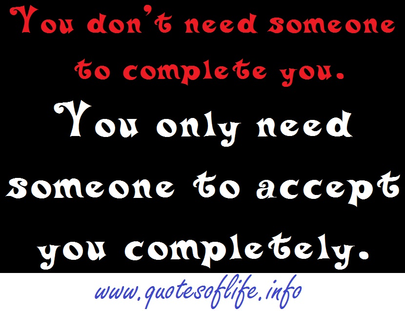 accept it quotes - photo #45