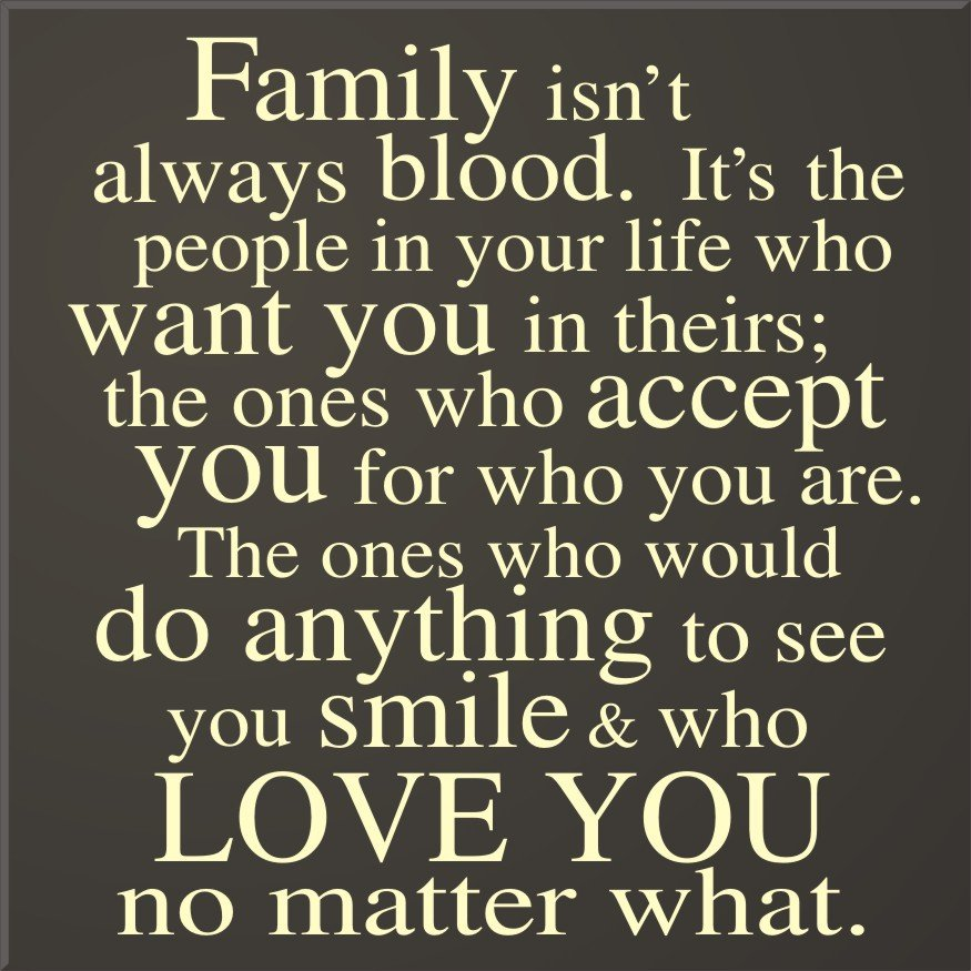 Extended Family Quotes And Sayings. QuotesGram