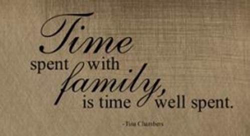 20 Inspirational Quotes about Family Time