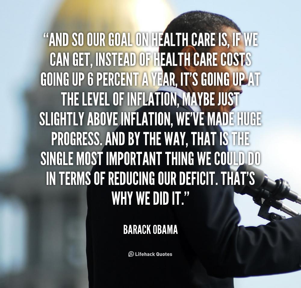 Quotes On Obama Health Care. QuotesGram