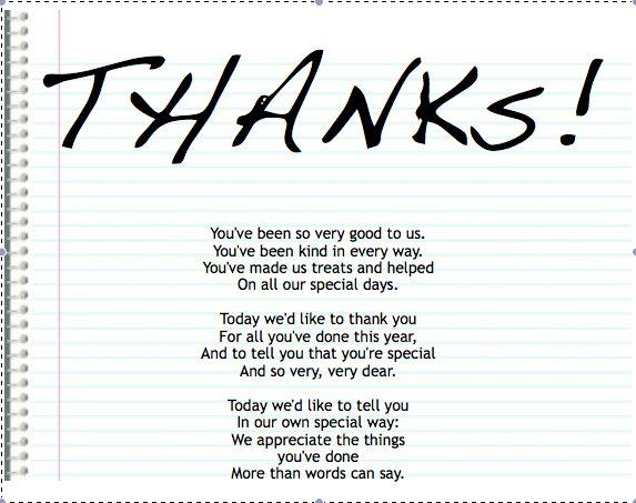Church Appreciation Thank You Quotes. QuotesGram