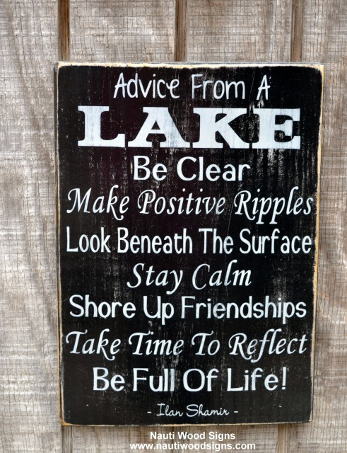 Lake Rules For Quotes Quotesgram