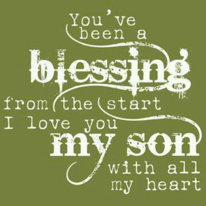 Quotes About Your Son: My Son Quotes Thankful For. QuotesGram