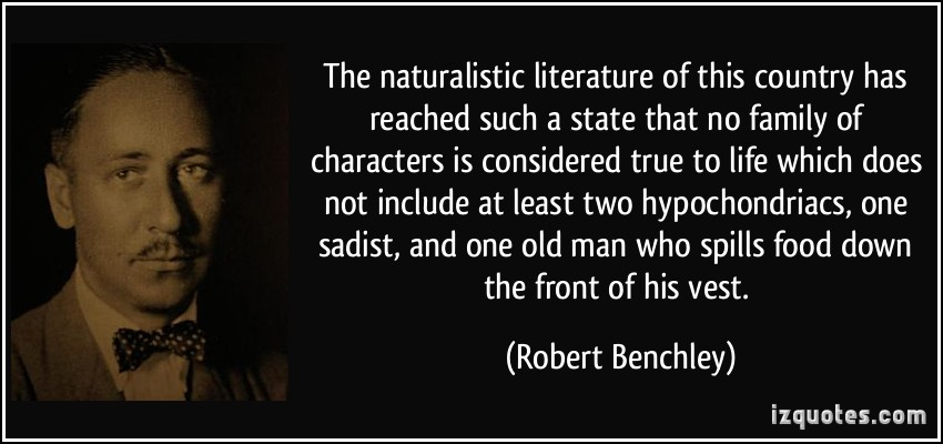 Naturalism and Realism