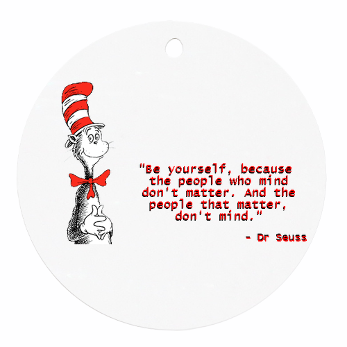 dr seuss quotes about being yourself quotesgram