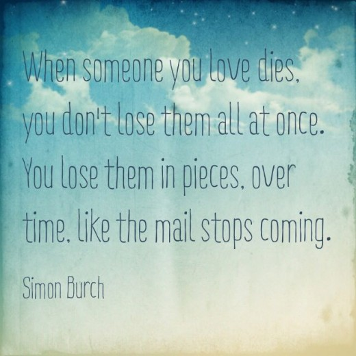 Quotes About Grief And Healing QuotesGram