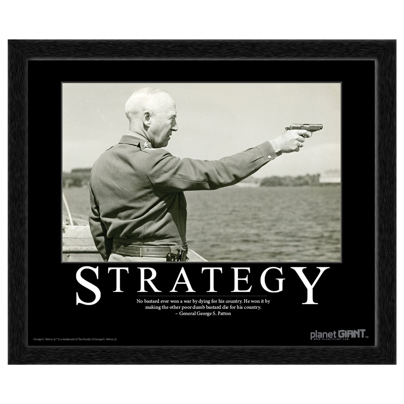 General Patton Quotes: Patton Quotes On Strategy. QuotesGram