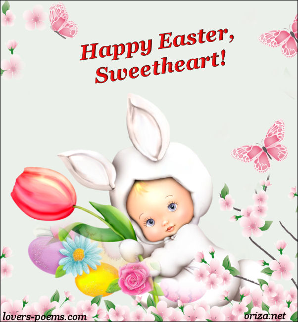 Happy Easter Pictures With Quotes: Love Quotes Happy Easter. QuotesGram
