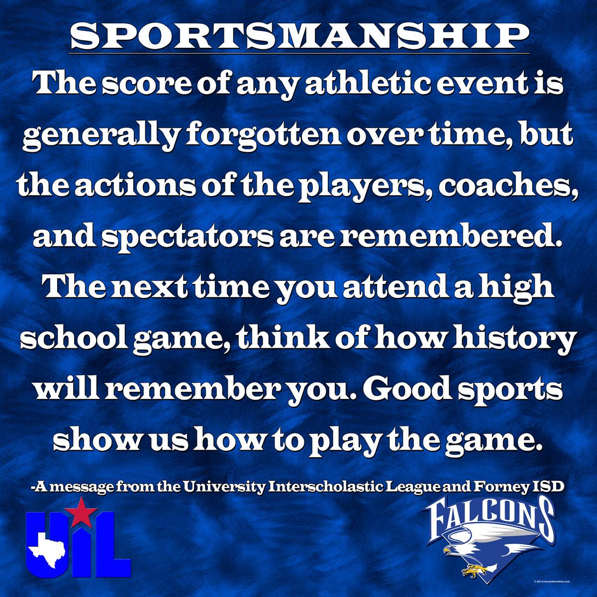 Good Sportsmanship Quotes. QuotesGram