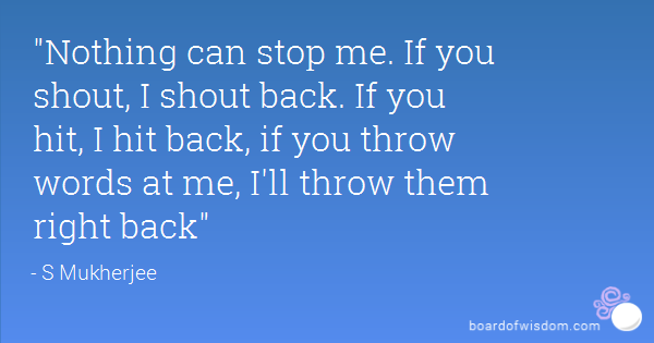 Nothing Can Stop Me Quotes. QuotesGram