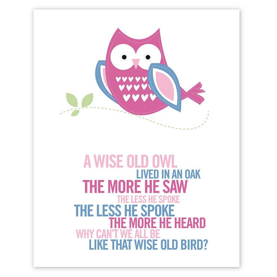 Owl Birthday Quotes. QuotesGram