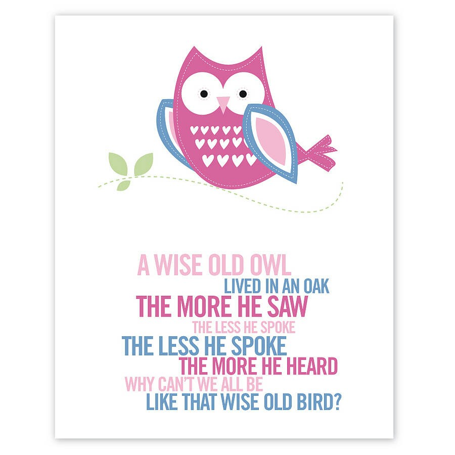 Birthday Quote For Teacher: Owl Birthday Quotes. QuotesGram