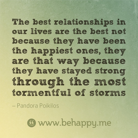 Quotes About Strong Relationships. QuotesGram